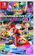 MARIO KART 8 DELUXE | SWITCH PRE-OWNED