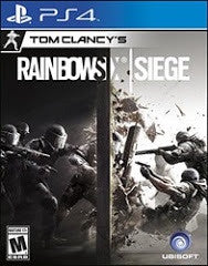 RAINBOW SIX SIEGE | PS4 PRE-OWNED