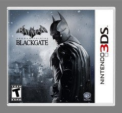 BATMAN ARKHAM ORIGINS BLACK GATE | 3DS PRE-OWNED