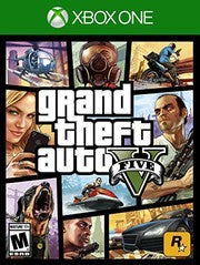 GRAND THEFT AUTO V | XBOX ONE PRE-OWNED