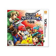 SUPER SMASH BROS | 3DS PRE-OWNED