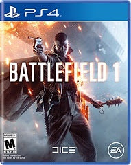 BATTLEFIELD 1 | PS4 PRE-OWNED