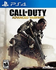 CALL OF DUTY ADVANCED WARFARE | PS4 PRE-OWNED