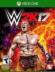 WWE 2K17 | XBOX ONE PRE-OWNED