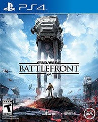 STAR WARS BATTLEFRONT | PS4 PRE-OWNED