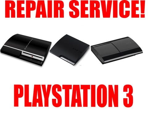 PS3 HDD REPAIR SERVICE
