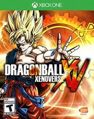 DRAGONBALL XENOVERSE | XBOX ONE PRE-OWNED