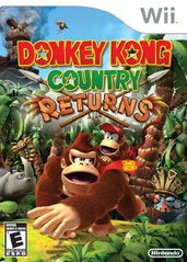 DONKEY KONG COUNTRY RETURNS | WII PRE-OWNED