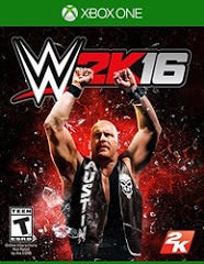 WWE 2K16 | XBOX ONE PRE-OWNED