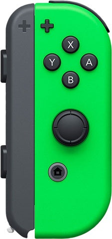 JOY CON RIGHT - NEON GREEN | SWITCH PRE-OWNED