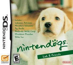 NINTENDOGS LAB FRIENDS | DS PRE-OWNED