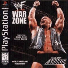WWF WAR ZONE | PS1 PRE-OWNED