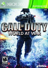 CALL OF DUTY: WORLD AT WAR | XBOX 360 PRE-OWNED