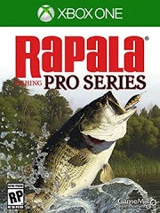 RAPALA FISHING PRO SERIES | XBOX ONE PRE-OWNED