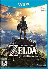 THE LEGEND OF ZELDA: BREATH OF THE WILD | WIIU PRE-OWNED