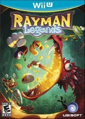 RAYMAN LEGENDS | WIIU PRE-OWNED