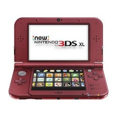 NEW NINTENDO 3DS XL - RED | 3DS PRE-OWNED