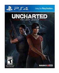 UNCHARTED: THE LOST LEGACY | PS4 PRE-OWNED