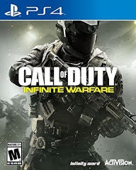 CALL OF DUTY INFINITE WARFARE | PS4 PRE-OWNED