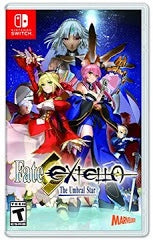 FATE EXTELLA: THE UMBRAL STAR | SWITCH PRE-OWNED