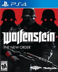 WOLFENSTEIN THE NEW ORDER | PS4 PRE-OWNED
