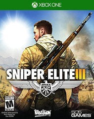 SNIPER ELITE III | XBOX ONE PRE-OWNED