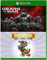 GEARS OF WAR/RARE REPLAY | XBOX ONE PRE-OWNED