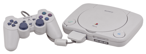 PSONE CONSOLE | PS1 PRE-OWNED