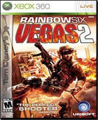 TOM CLANCY'S RAINBOW SIX VEGAS 2 | XBOX 360 PRE-OWNED