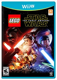LEGO STAR WARS: THE FORCE AWAKENS | WIIU PRE-OWNED