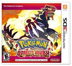 POKEMON OMEGA RUBY | 3DS PRE-OWNED