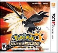 POKEMON ULTRA SUN | 3DS PRE-OWNED
