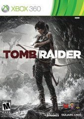 TOMB RAIDER | XBOX 360 PRE-OWNED