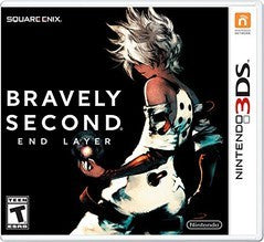 BRAVELY SECOND END LAYER | 3DS NEW