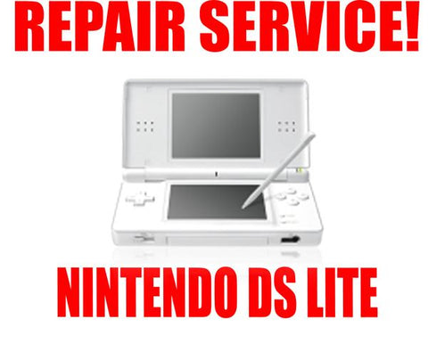 DS LITE REPAIR SERVICE