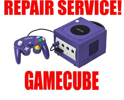 GAMECUBE REPAIR SERVICE