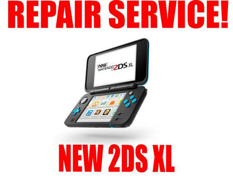 *NEW* 2DS XL REPAIR SERVICE