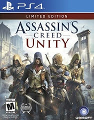 ASSASSIN'S CREED UNITY | PS4 PRE-OWNED