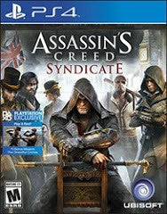 ASSASSIN'S CREED SYNDICATE | PS4 PRE-OWNED