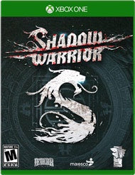SHADOW WARRIOR | XBOX ONE PRE-OWNED