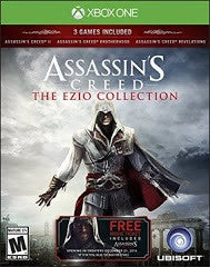 ASSASSIN'S CREED THE EZIO COLLECTION | XBOX ONE PRE-OWNED