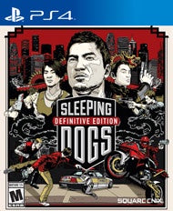 SLEEPING DOGS DEFINITIVE EDITION | PS4 PRE-OWNED