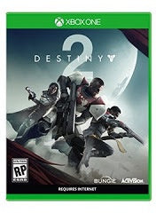 DESTINY 2 | XBOX ONE PRE-OWNED
