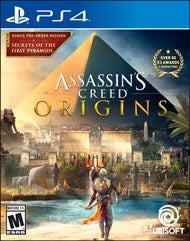 ASSASSIN'S CREED ORIGINS | PS4 PRE-OWNED