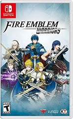 FIRE EMBLEM WARRIORS | SWITCH PRE-OWNED