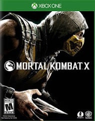 MORTAL KOMBAT X | XBOX ONE PRE-OWNED