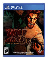 WOLF AMONG US | PS4 PRE-OWNED