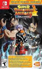 SUPER DRAGON BALL HEROES WORLD MISSION | SWITCH PRE-OWNED