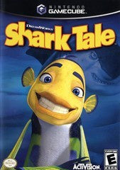 SHARK TALE | GAMECUBE PRE-OWNED