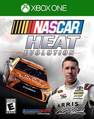 NASCAR HEAT EVOLUTION | XBOX ONE PRE-OWNED